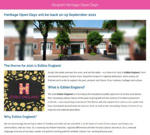 Gosport Heritage Open Days